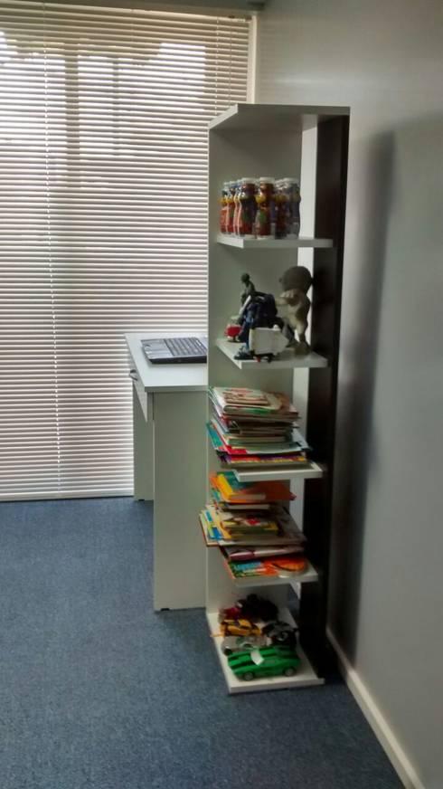 غرفة الاطفال تنفيذ DOMOS DECORACION HOLISTICA