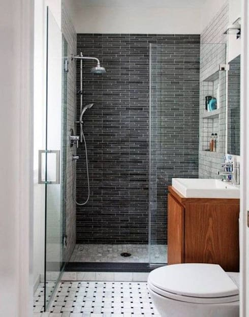 Baños de estilo  por Decotek