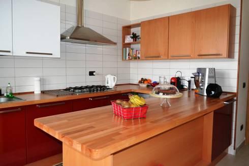 Rinnovare la cucina senza cambiarla di t a arredo - Rinnovare i mobili della cucina senza cambiarla ...
