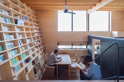 ダイニング: 藤井伸介建築設計室が手掛けたダイニングです。