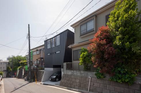 外観: 藤井伸介建築設計室が手掛けた家です。