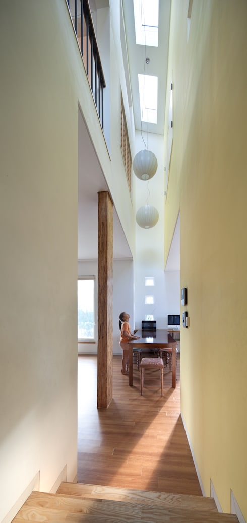 Koridor dan lorong by 남기봉건축사사무소