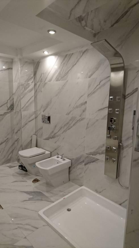 Évolución: Baños de estilo clásico por Himis, Habis y Haim