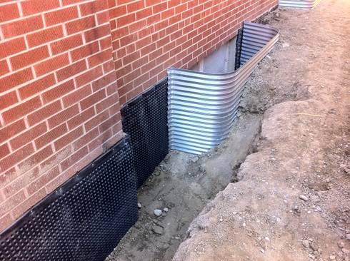 Basement Damp Proofing:   by Waterproofing in Pretoria