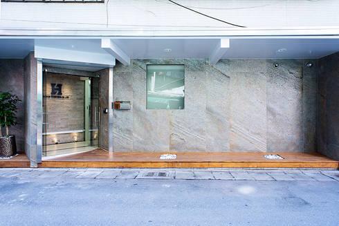 辦公室:  辦公室&店面 by UNIQUE DESIGN優尼客空間設計