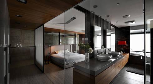 印記:  臥室 by 沈志忠聯合設計