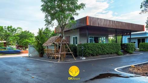 GK Resort:   by OA66 Architect