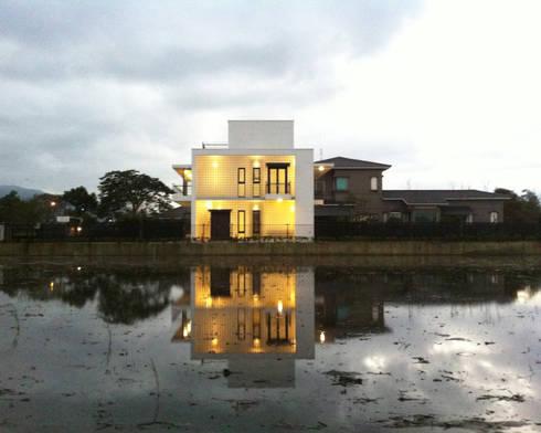 讓建築跟環境談話:  房子 by 賴人碩建築師事務所