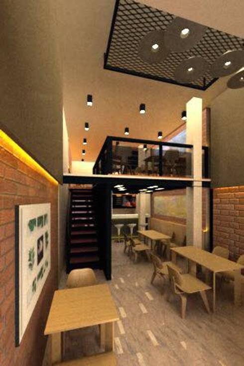 ร้านกาแฟ:   by  Assembuild