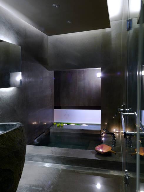 Ванна кімната by 鼎爵室內裝修設計工程有限公司