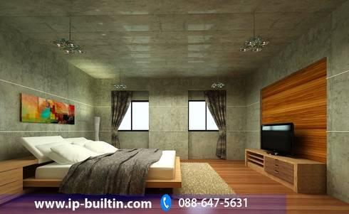 ตกแต่งภายในห้องนอน:   by IP BUILT IN