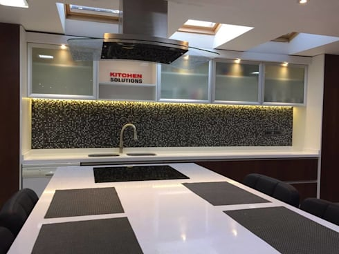 kitchen Solutions ltda.: Cocina de estilo  por Kitchen Solutions