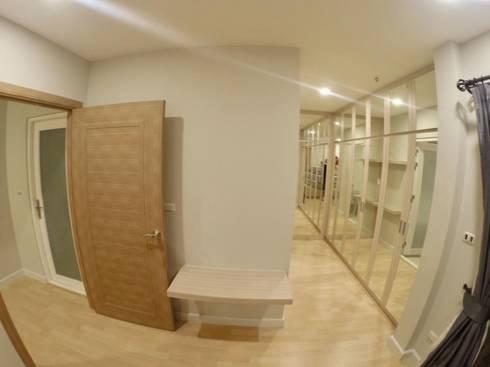 ตกแต่งภายในบ้าน@Style Modern 2 Tone Wooden:   by T-SCALE DESIGN