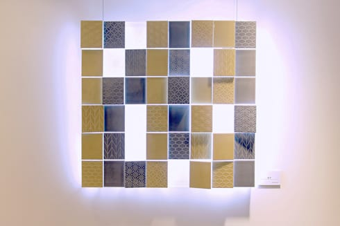 Pavilion 日商LIXIL展示中心室內設計案:  藝術品 by 構築設計