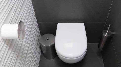 Agencement et aménagement de toilettes by Myriam Wozniak ...