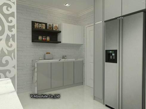 บ้านคุณนันทวัน พระราม2:   by Y Absolute Co.,Ltd