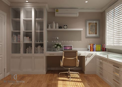 Supalai Wellington Condo.:   by Medesign Interior - ออกแบบตกแต่งภายใน