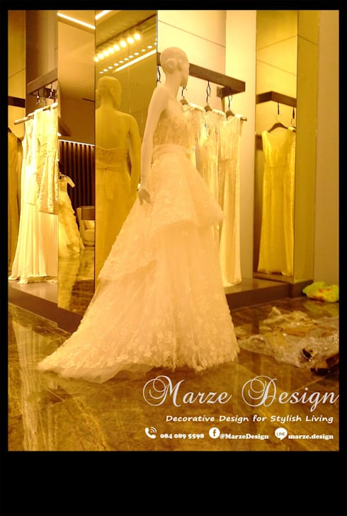 SoL and GRAVITE Bridal :   by Marze Design