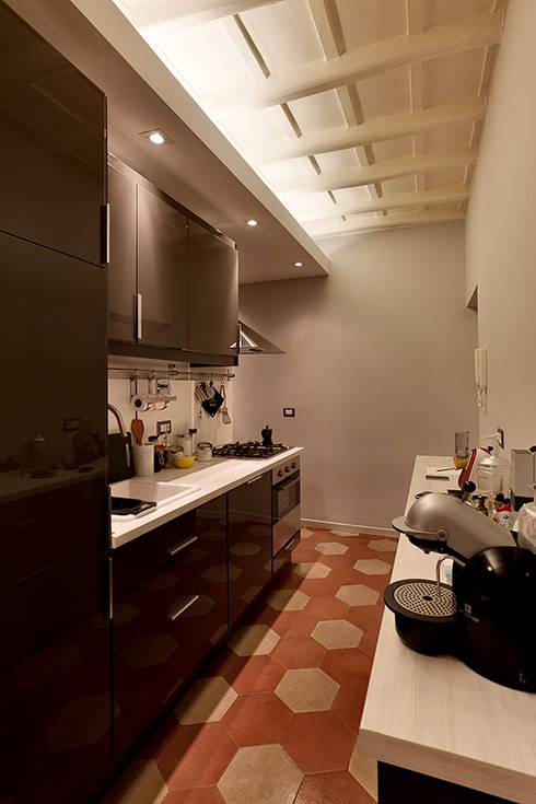 مطبخ تنفيذ Caterina Raddi
