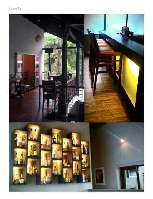 Sunny's:  Gastronomy by studioPERCEPT