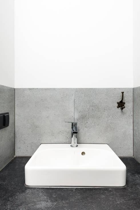 Soft Loft: styl , w kategorii Łazienka zaprojektowany przez Partner Design
