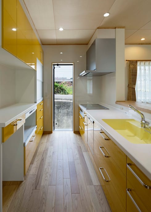 廚房 by 小栗建築設計室