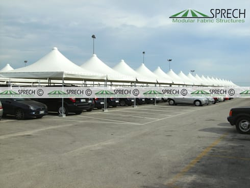 Airone Classic:   by Sprech Tenso-Structures Pvt. Ltd.