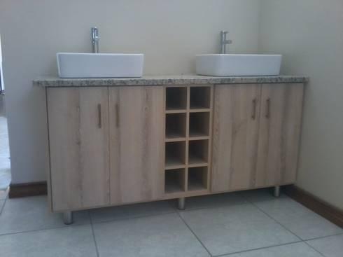 Bathroom Vanity: classic Bathroom by SCD Kitchens