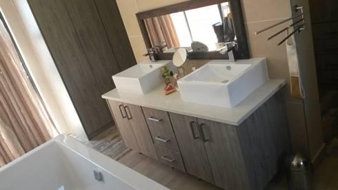 Bathroom Vanities: classic Bathroom by SCD Kitchens
