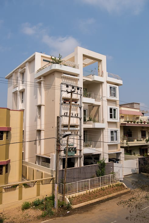 modern Houses by Ankit Goenka