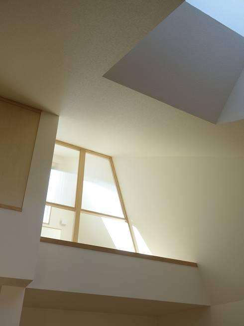 深沢の家: 小形徹*小形祐美子 プラス プロスペクトコッテージ 一級建築士事務所が手掛けた窓です。