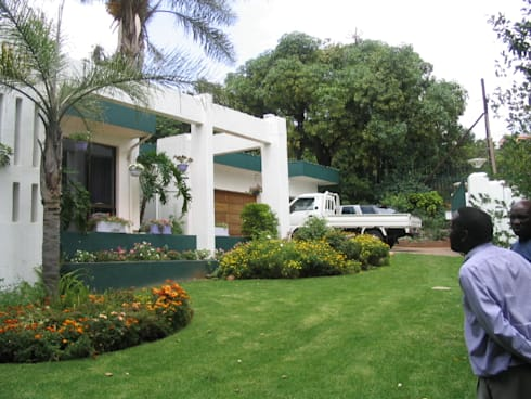 Northcliff residence upgrade - before 2:   by Essar Design