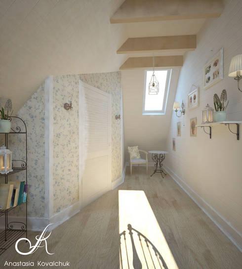 Villa: classic Bedroom by Design studio by Anastasia Kovalchuk
