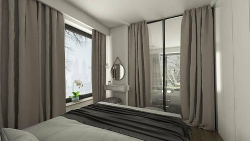 classic Bedroom by emc|partners