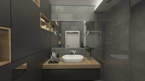 classic Bathroom by emc|partners