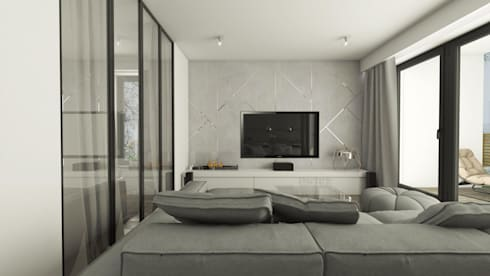 classic Living room by emc|partners