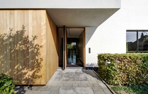Woonhuis h te heythuysen by chora architecten homify for Modern house quintet chora