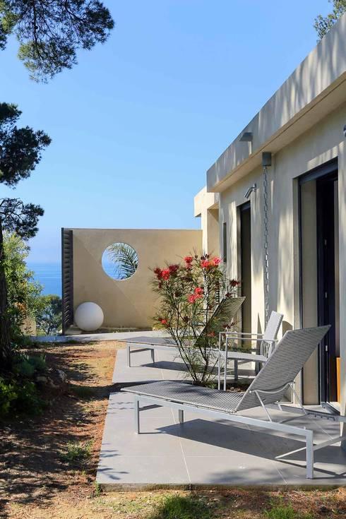 Atelier Jean GOUZY의  정원