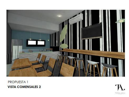 Commercial Spaces by Interiorista Teresa Avila