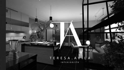 rustic Houses by Interiorista Teresa Avila