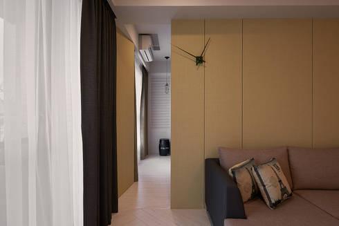 通往私領域的秘密:  窗 by 趙玲室內設計