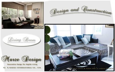 Khun Darin - Khun Taweetrub's Residence:   by Marze Design