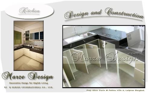 Khun Darin – Khun Taweetrub's Residence:   by Marze Design