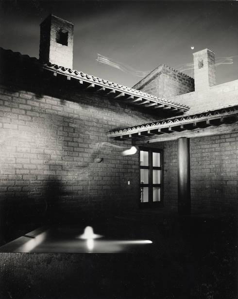 Casas de estilo  por Altiplano Arquitectura