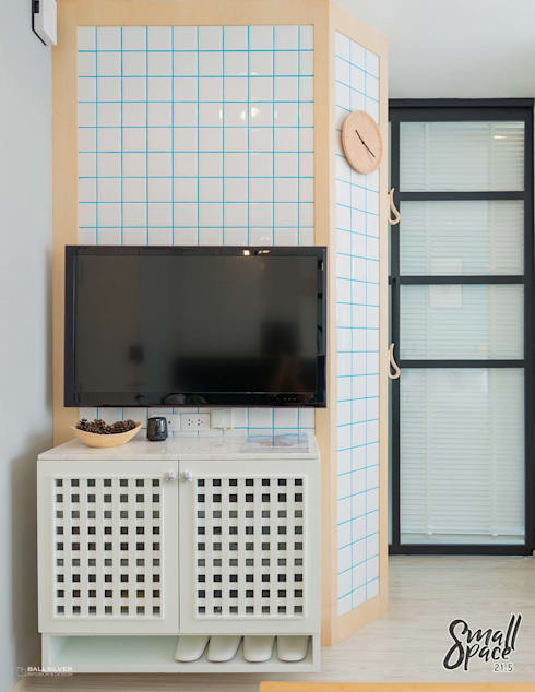 IDEO MOBI SUKHUMVIT-EASTGATE:   by Ballsilver Interior and Design