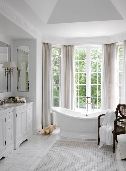 Bathroom: classic Bathroom by Douglas Design Studio
