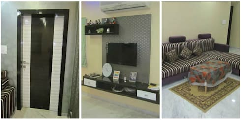 project:  Corridor & hallway by Gargee Kashyap homify