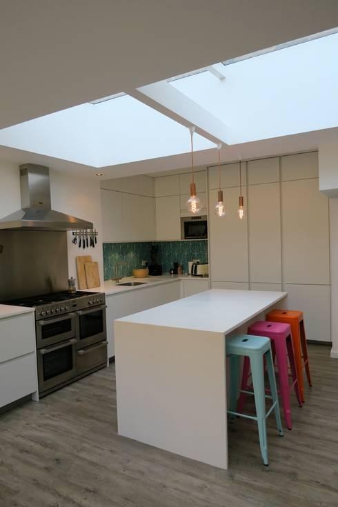 modern Kitchen by A2studio
