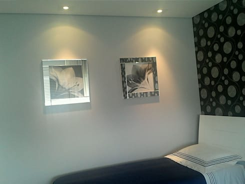 modern Bedroom by Patricia Armellei Arquitetura