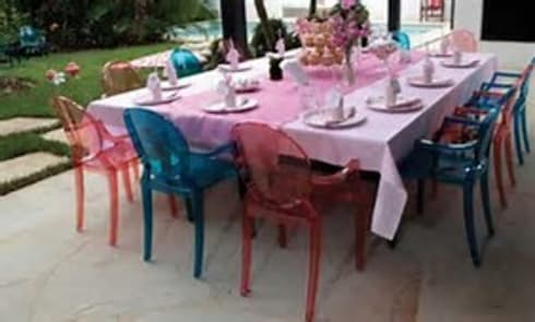 Birthday party:   by Tent Hire Cape Town